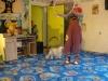 Cyrk z wizytą w przedszkolu